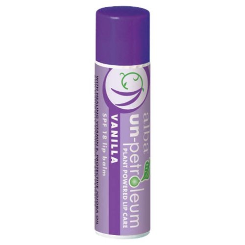 Alba Un-Petroleum Lip Balm With Spf 18, Vanilla
