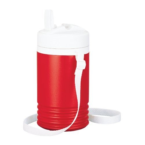 Igloo  Legend Beverage Cooler (Red, 1-Gallon) (Igloo Icy Cooler compare prices)