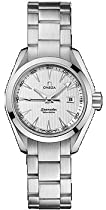 Omega Aqua Terra Ladies Watch 231.10.30.61.02.001 [Watch] Aqua Terra