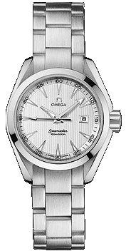 Omega Aqua Terra Ladies Watch 231.10.30.61.02.001 [Watch] Aqua Terra