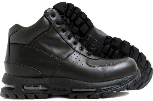 black nike boots acg
