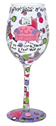 Lolita Love My Wine Glass, Mommys Time Out