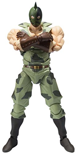S.H. Figuarts Kinnikuman Kinnikuman Soldier about 150mm ABS & PVC painted action figure i 'S.H.フィギュアーツ キン肉マン キン肉マンソルジャー 約150mm ABS&PVC製 塗装済み可動フィギュア'