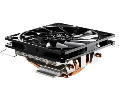 Cooler Master GeminII M4 - CPU Cooler with 4 Direct Contact Heat Pipes (RR-GMM4-16PK-R2) (Cooler Master Geminii M4 compare prices)