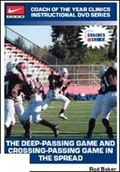 The Deep-Passing Game And Crossing-Passing Game In The Spread