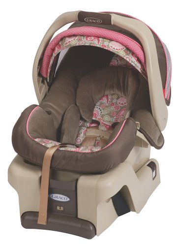 Graco SnugRide 30 Infant Car Seat, Jacqueline