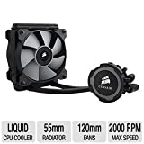 Corsair Hydro Series Cooling H75 Performance Liquid CPU Cooler (CW-9060015-WW)