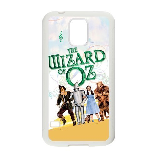 Fashion Protective Back Covers The Wizard of Oz SamSung Galaxy S5 Case (Laser Technology)