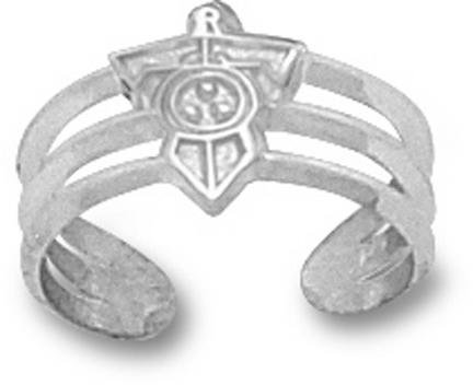 Tennessee Titans Sterling Silver Shoulder Logo Toe Ring