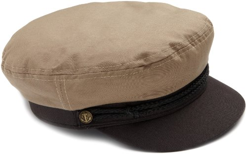 Brixton Men's Fiddler Classic Greek Fisherman's Sytle Hat