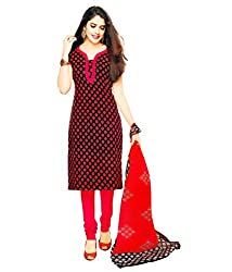 SayShopp Fashion Women's Cotton Dress Material