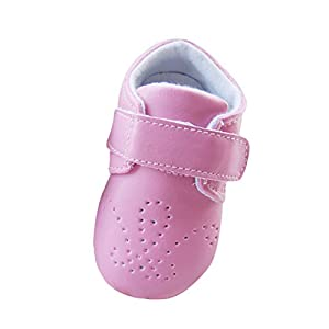 Froomer Zapatos Deportes Unisex respirable de niños de Cuero artificial Para bebé 0-12 meses