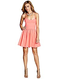 GUESS Women's Monaco Sleeveless Fit-a…