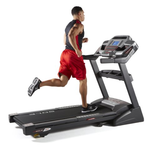 Sole Fitness F63 Folding Treadmill (New 2013 Model)