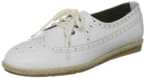 French Connection Women's Delia Sfal7 White Lace Ups Trainers 2809110109 4 UK