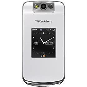 BlackBerry Pearl Flip 8230 Phone, Silver (Verizon Wireless)