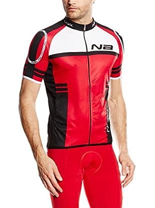Nalini Maillot Ciclismo Ergo (Rojo)