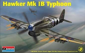 Revell Monogram Hawker Typhoon Mk. 1B