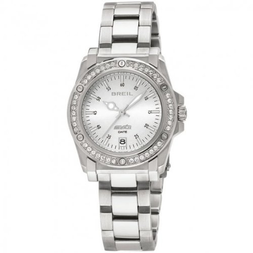 Breil Ladies Stone Set Watch TW0796