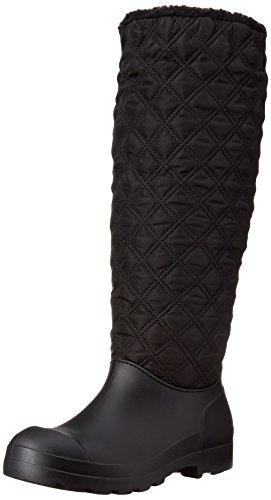 Dirty Laundry Women's Pinnacle Nylon Rain Boot, Black, 8 M US (Amazon Womens Snow Boots compare prices)