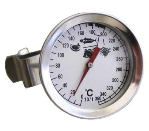 Edelstahl Öl , Fett , Friteusen Thermometer