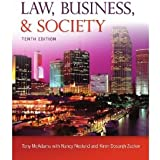 Law, Business, and Society, 10th edition