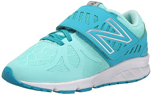 New Balance Vazee Rush P H and L Running Shoe (Little Kid), Sea Glass/Blue, 11.5