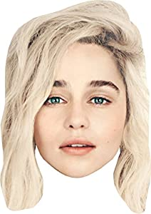 CELEBRITY FACE MASK KIT - Emilia Clarke - DO IT YOURSELF (DIY) #5