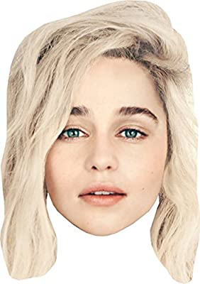 CELEBRITY FACE MASK KIT - Emilia Clarke - DO IT YOURSELF (DIY) #5