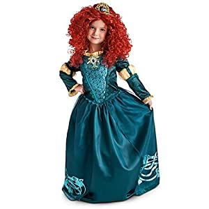 disney brave merida costume size 56