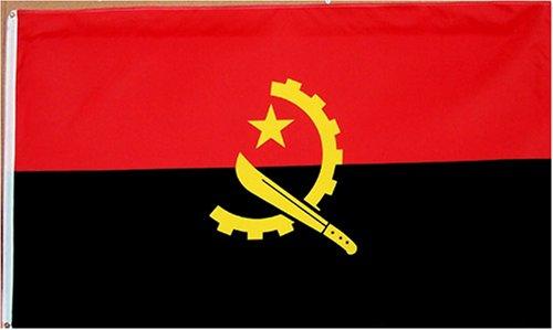 Angola national flag