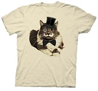 Amazon.com: Mustache Cat - Hamilton the Hipster Mustache Cat - Fancy