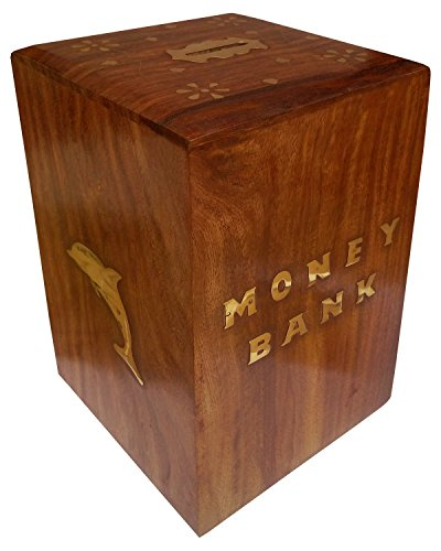 handicrafted-wooden-money-bank-large-piggy-bank-dolphin-home-decor-coin-box-for-kids-adult-gifts
