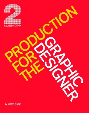 Image for Production for the Graphic Designer