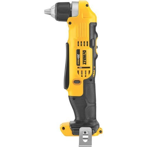 Factory-Reconditioned Dewalt DCD740BR 20V MAX Cordless Lithium-Ion 3/8 in. Right Angle Drill Driver (Bare Tool) (Dewalt Angle Drill Kit compare prices)