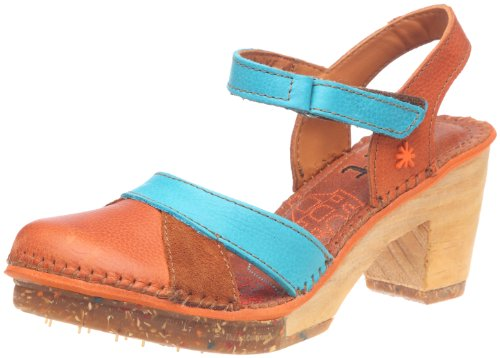 Art Women's Amsterdam Ankle Strap Sandal Cuero/Zafiro 313 6 UK, 39 EU