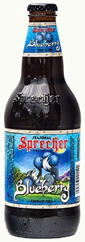 Sprecher Blueberry (12 Bottles) (Sprecher Soda compare prices)