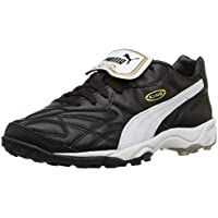 PUMA King Allround TT Turf Trainers Men's Sneakers (Black / White)