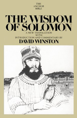 The Wisdom of Solomon: A New Translation with Introduction and Commentary (The Anchor Bible, Vol. 43)