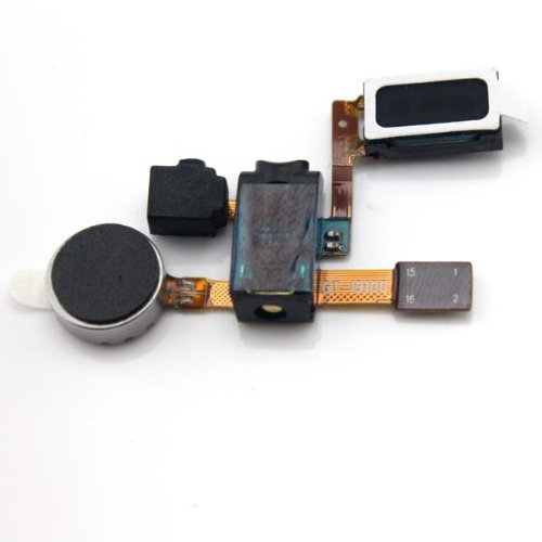 New Original Earpiece Ear Speaker With Headphone Audio Jack Flex Cable For Samsung Galaxy S2 I9100