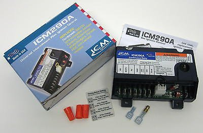 ICM Controls ICM290 Honeywell S8910U1000 Ignition Control Module (Gas Ignition Control compare prices)