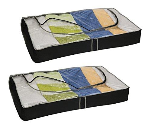2 pezzi contenitore sottoletto comfort line finestra salva - Contenitore sottoletto ...