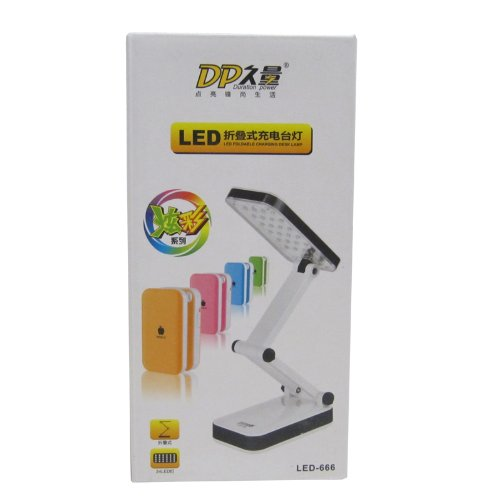 DP 24 LED Folding Emergency Light
