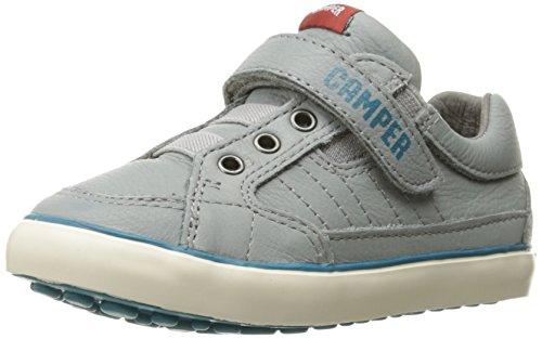 Camper Kids Pelotas Persil Vulcanizado Sneaker (Toddler/Little Kid/Big Kid), Sella Magalluf/Vulkan Romani Pau Romani, 32 EU/1 M US Little Kid (Camper Persil compare prices)