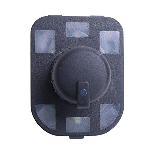 Sengear Spiegelschalter Spiegel Schalter Spiegelverstellung Für AUDI A3 A4 S4 B6 B7 A6 S6 C6 TT (8E0959565A)