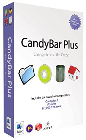 Candy Bar Plus (Mac)