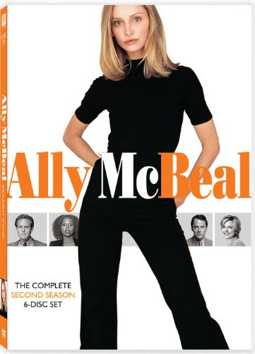 Ally Mcbeal: Season 2 [DVD] [Region 1] [US Import]