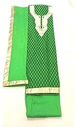 BEAUVILLE VAIIBAVAM Women's Unstiched Salwar Material (BVPCUC_40_Multi_Free Size)