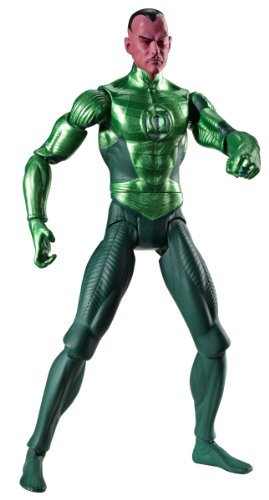 Buy Low Price Mattel Green Lantern Movie Masters Sinestro Figure (B004IYJ3FM)