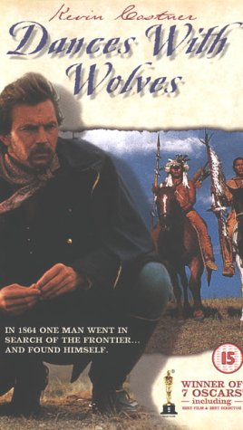 Dances with Wolves [UK-Import] [VHS]